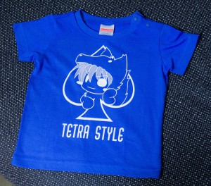 Tetra Style Tシャツ(キッズ)