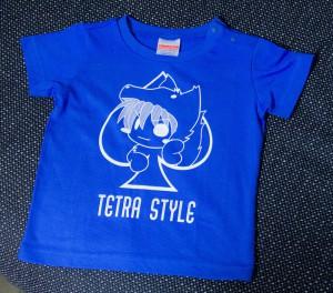 Tetra Style Tシャツ(キッズ)