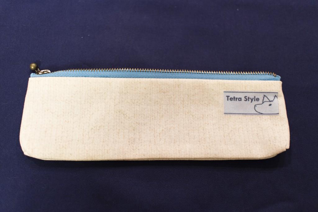 毛糸ペンケース