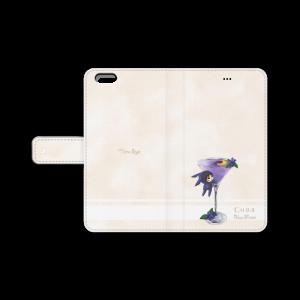 コナの手帳型iPhoneカバー