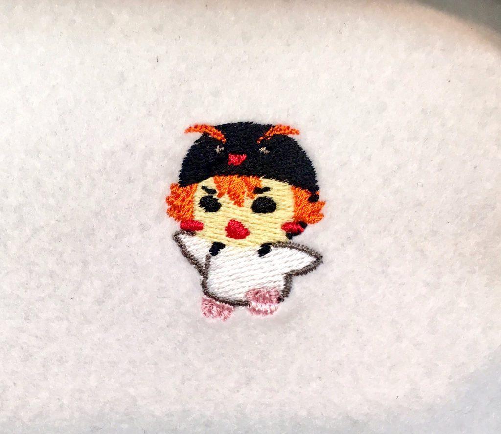 刺繍ミシン5