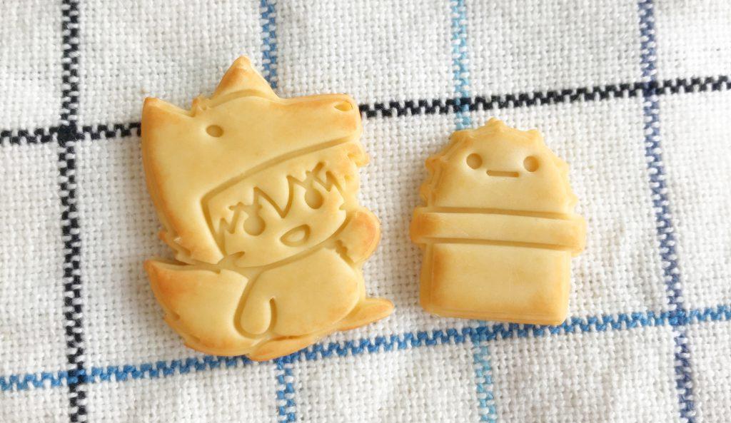 クッキー風マグネット